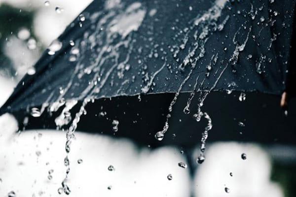 Pancadas de chuva com trovoadas são esperadas na quinta-feira