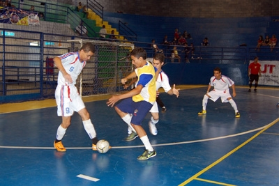 JINEPAC 2009, esportes estudantis agitam a cidade