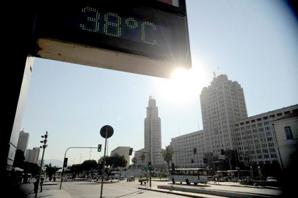 Temperatura global bate recorde e 2016 foi o ano mais quente desde 1880
