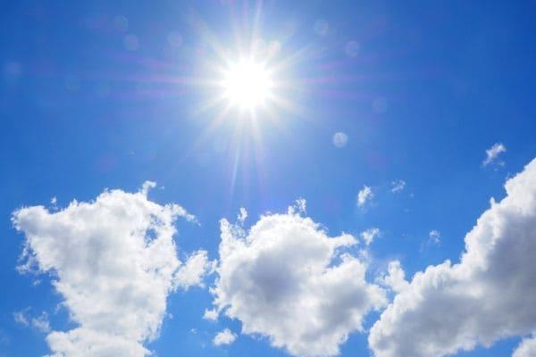 Contagem vai ter semana quente e sem chuva, segundo a meteorologia
