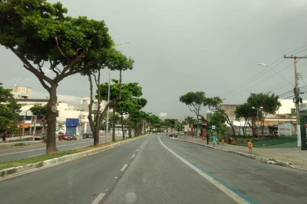 Verão termina com chuva em Contagem