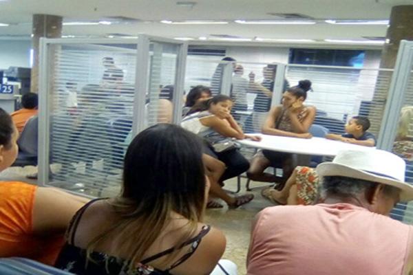 Famílias de ocupações voltam a reclamar de atrasos dos aluguéis sociais