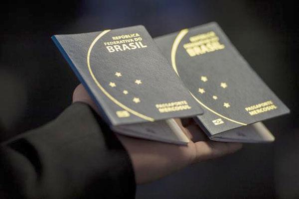 Liberação de verba para emissão de passaporte deve sair nesta terça