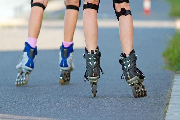 Espaço para patinação está na programação de férias do ItaúPower