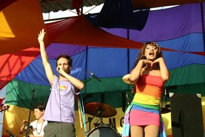 Contagem sem Homofobia.