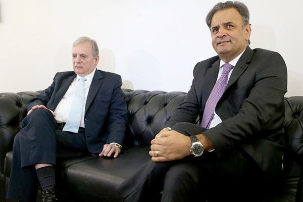 Jereissati defende que Aécio renuncie à presidência do PSDB