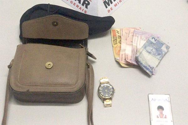 Suspeito de roubo e estupro é preso em Contagem