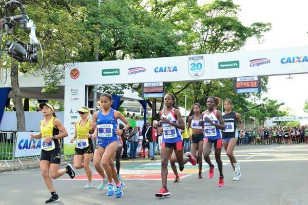 21ª Volta Internacional da Pampulha será nesse domingo (8)