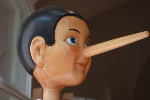 Por que é mais forte quem sabe mentir?