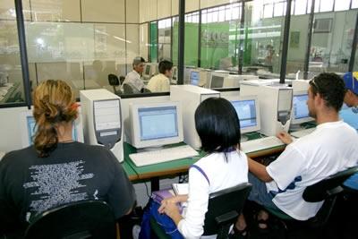 Senac prepara pacote de cursos de informática.
