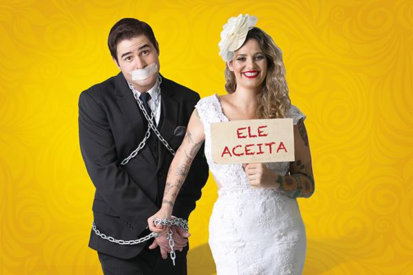 Comédia entra em cartaz no Espaço Cultural ItaúPower