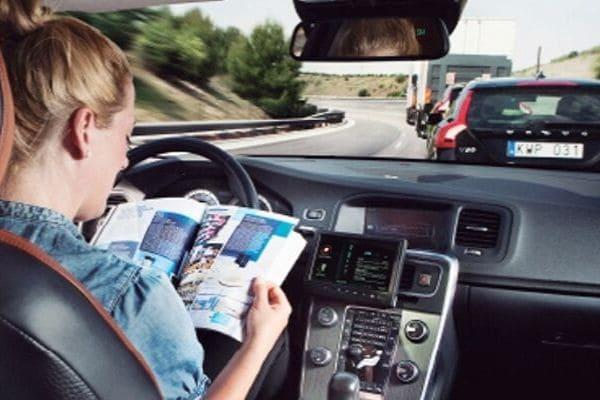 Carros autônomos: o futuro se aproxima
