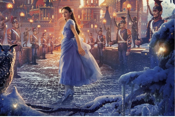 """CineMaterna exibe """"O Quebra-Nozes e os Quatro Reinos"""" nesta semana"""