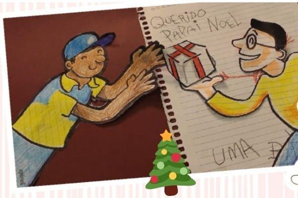 Campanha Papai Noel dos Correios tem início em Minas