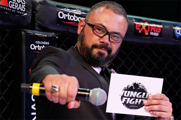 Morador de Contagem é finalista em prêmio do MMA nacional