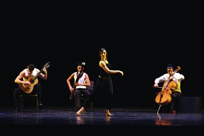 Alunos do Cefar apresentam espetáculo gratuito de dança, teatro e música.