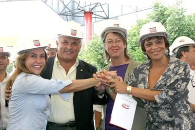 Prefeitura dá início a requlificação da João César de Oliveira.
