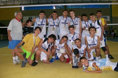 Final Estadual de Voleibol Mirim