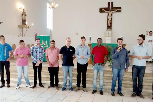 Morador de Contagem participa de estágio vocacional salesiano