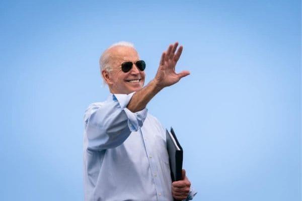 Joe Biden toma posse como o 46º presidente dos Estados Unidos
