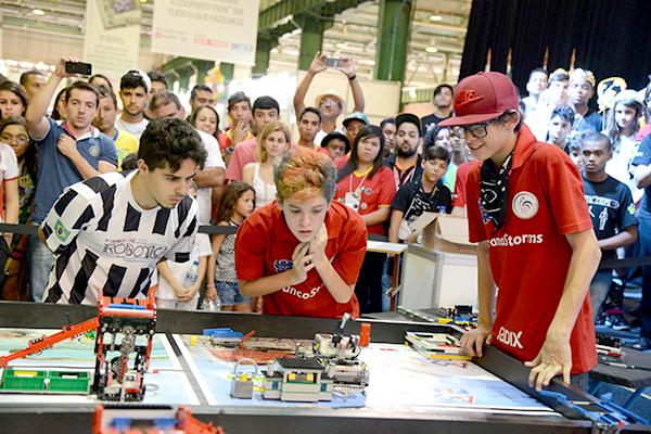 BH recebe Torneio Internacional de Robótica no final de semana