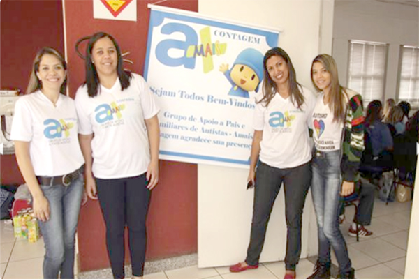 Grupo de Contagem promove eventos pelo Dia Mundial de Conscientização do Autismo
