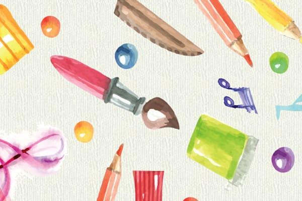 Inscrições para cursos e oficinas de artes gratuitas