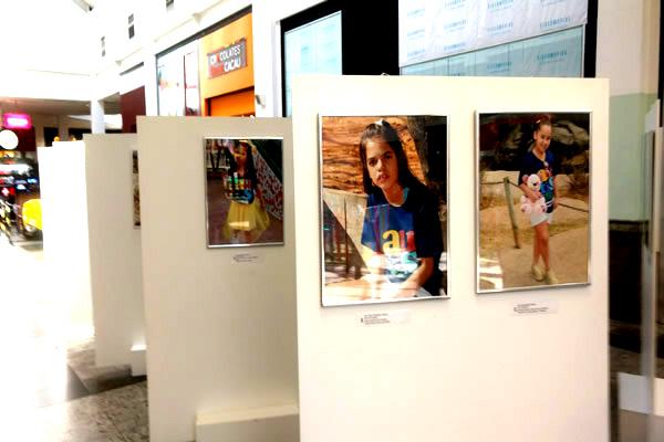 Exposição fotográfica retrata cotidiano de autistas