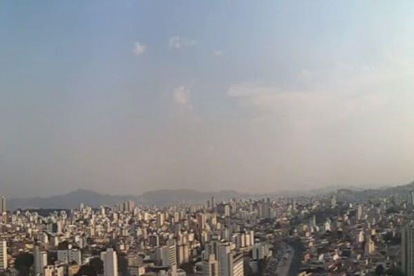 Minas Gerais tem alerta de baixa umidade relativa do ar