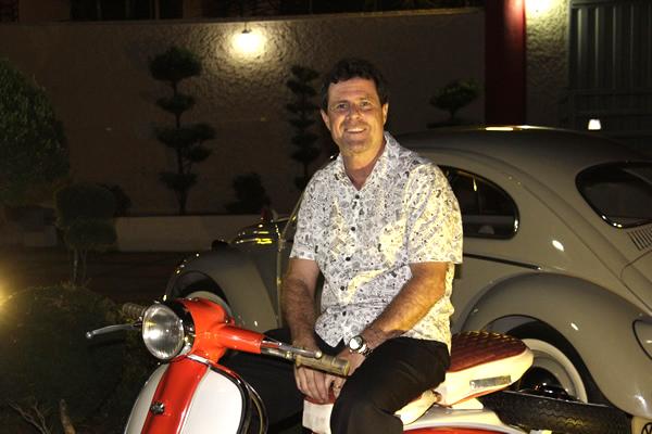 Marcelo Grossi comemora seus 50 anos