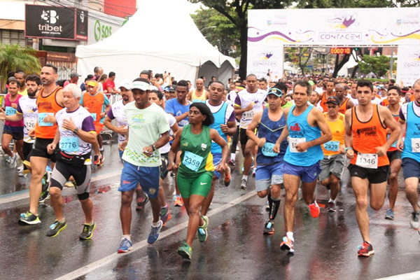 Corrida João César de Oliveira atrai uma multidão