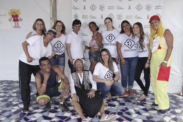 Campanha Janeiro Branco chega a Contagem