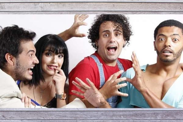 Semana começa com comédia teatral em Contagem
