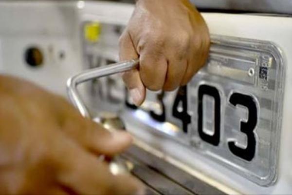 Preço de placas de veículos sobe 290% em fábrica de Contagem