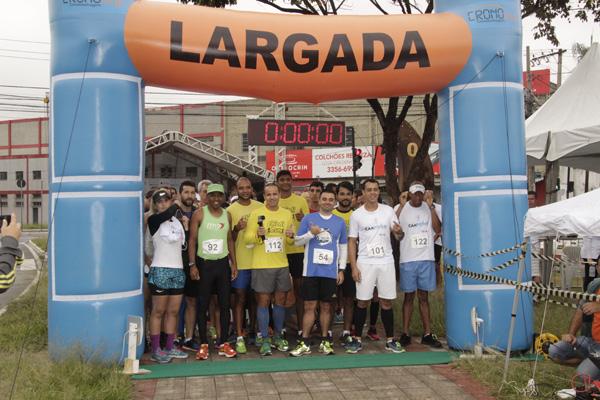 OAB Contagem realiza corrida e caminhada no município