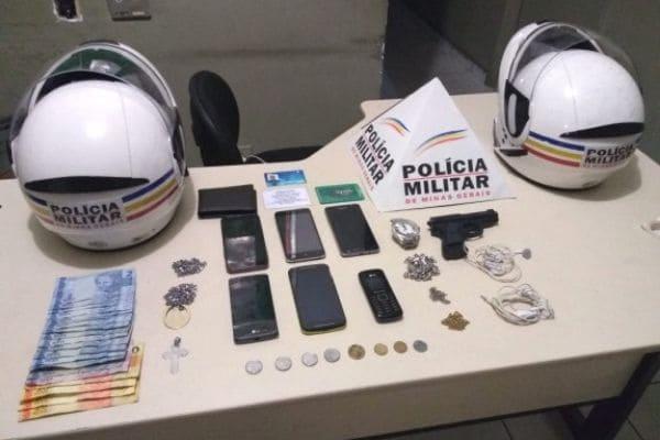 Polícia apreende quase 200 pedras de crack no bairro Morada Nova