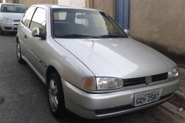 Leitor pede ajuda para localizar carro furtado