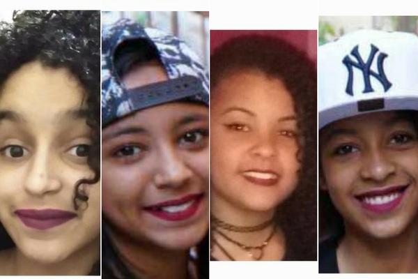 Jovens desaparecidas em BH são encontradas