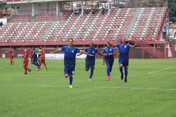 Contagem Esporte Clube se classifica para segunda etapa do Mineiro