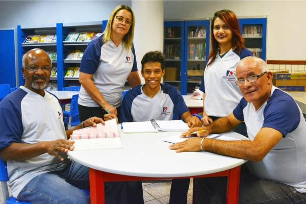 Instituição de Contagem oferece cursos gratuitos da EJA