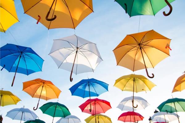 Previsão do tempo tem sol e chuva no fim de semana
