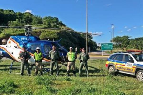 Semana Santa tem menos acidentes nas rodovias mineiras