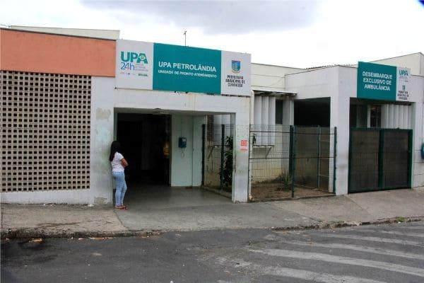 UPA Petrolândia tem quadro clínico insatisfatório