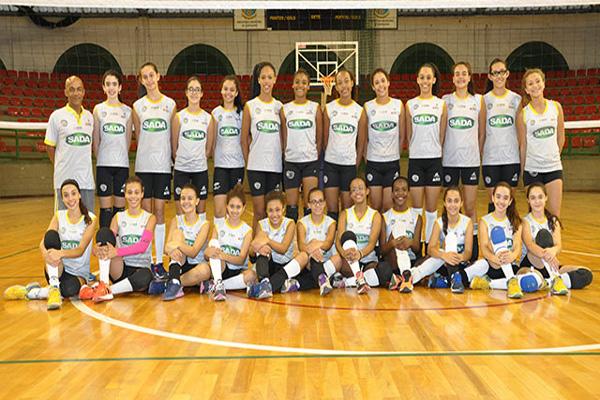 Poliesportivo do Riacho terá seletiva de vôlei feminino