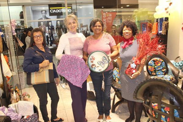Projeto Reciclarte no ItaúPower Shopping