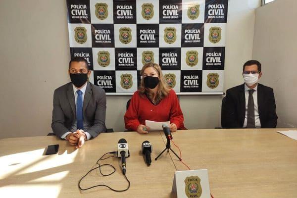 Condenado por homicídio e roubo é preso em Contagem