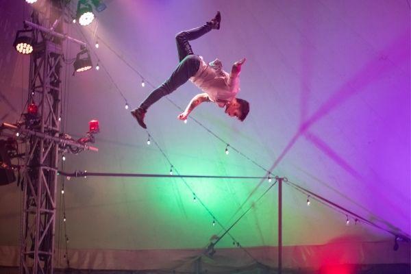 Festival Mundial de Circo online vai até domingo