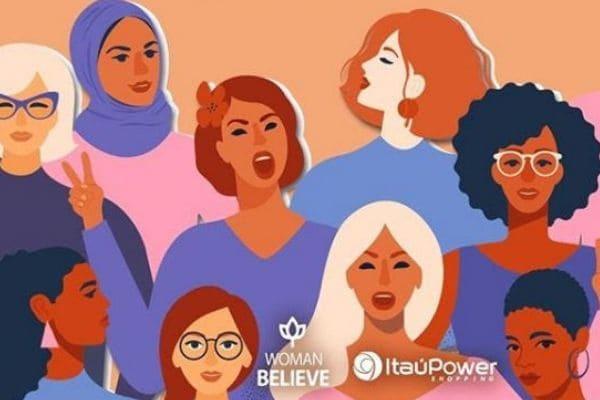 Evento gratuito aborda união feminina no combate à violência