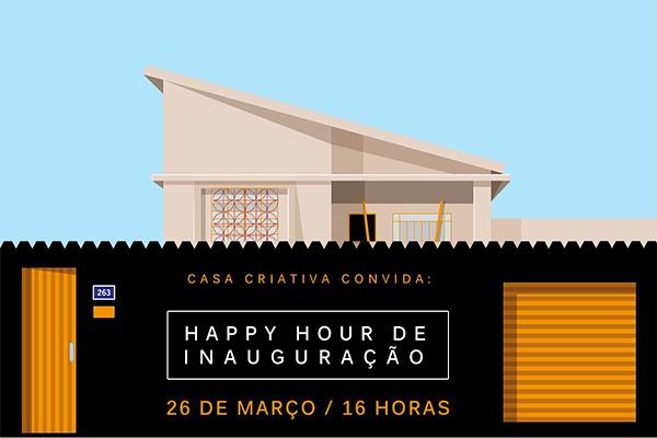 Casa Criativa abre as portas aos colaboradores, em Contagem