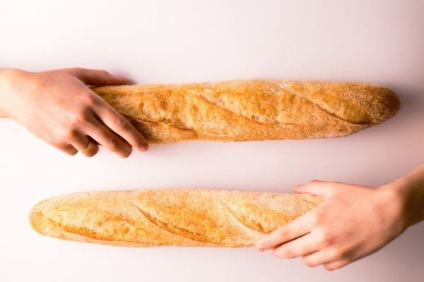 Lição de marketing na padaria